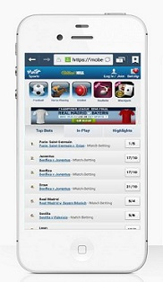 William Hill Mobile App pic
